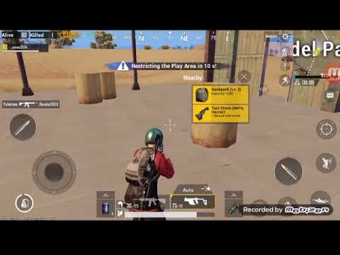 PUBG Mobile : New Map Myanmar (New Update and New Season)