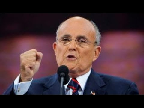 Rudy Giuliani on the war on terrorism since 9/11