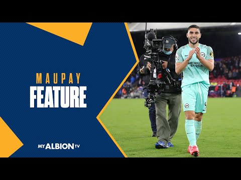 Maupay Targets Consistency