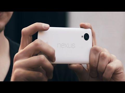 Первый обзор Google Nexus 5