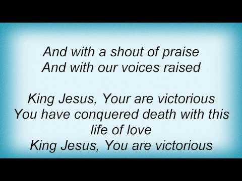 Jeremy Camp - King Jesus Lyrics