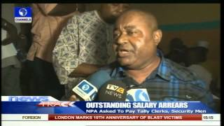 Maritime Workers' Union Threatens Strike Over Unpaid Salary Arrears 07/07/15