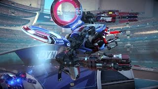RIGS : Mechanized Combat League - Trailer GDC 2016