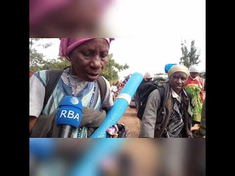 1600 Burundian asylum seekers repatriated