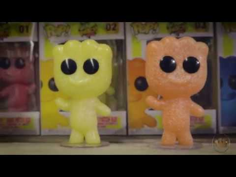 Funko Toy Fair New York Booth Tour Part 2