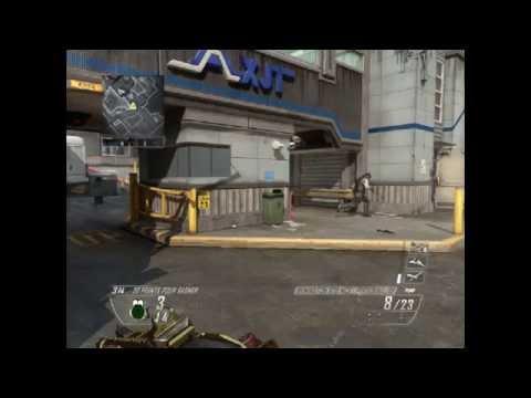 Kill au Remington sur Hydro en mélée générale