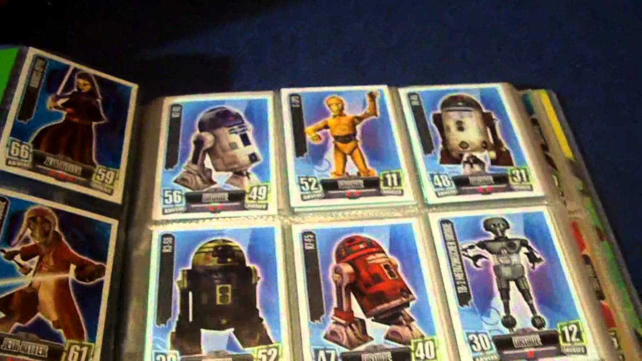 Force Attax Serie 1