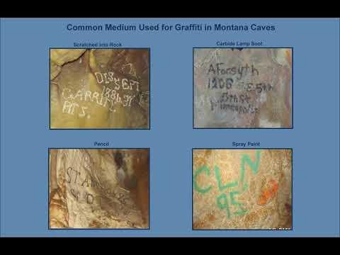 Historic Graffiti in Caves, Bigfork High School Cave Club Presentation