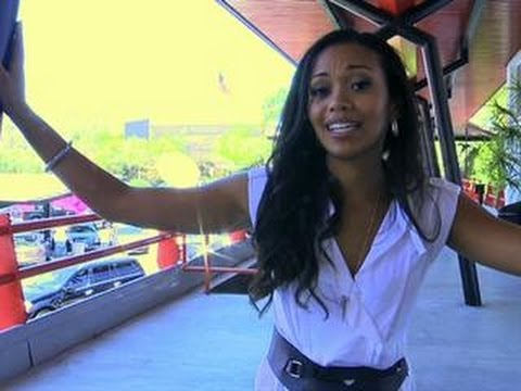 The Young and the Restless  Mishael Morgan Joins Cast as Hilary