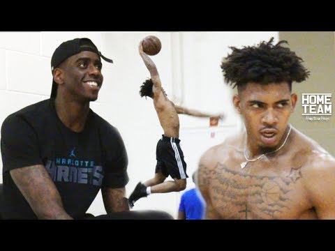 Dwayne Bacon & Corey Sanders Bring The City Out For Open Runs In Lakeland