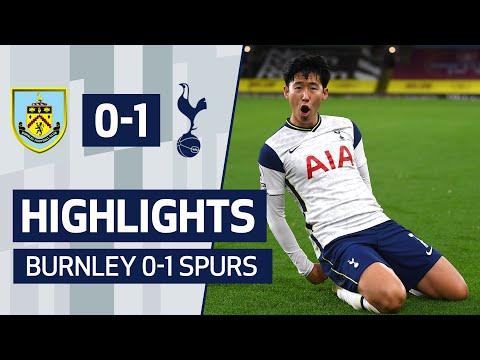 Burnley Tottenham Goals And Highlights