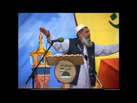 2008 Live Oak Eid Milad (3) Maulana Ata Ul Mustafa Jameel, Yuba City Mosque