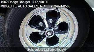 1967 Dodge Charger  - for sale in HARBINGER, NC 27941