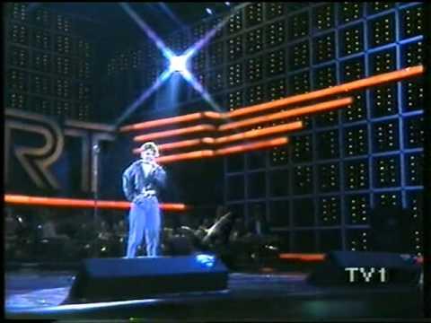 Oya Kucumen - Serseri Asik  [1990 Eurovision / Turkish National Final]
