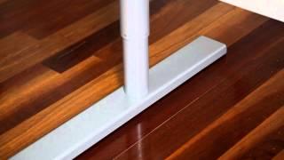 Ergomotion Height Adjustable Desk Model Dl7