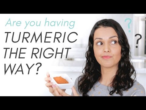 ABSORB TURMERIC BETTER (increase the health benefits easily)