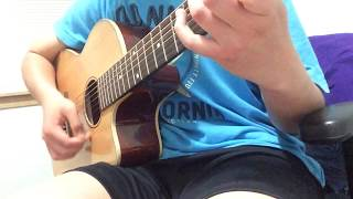 River Flows In You (guitar solo)
