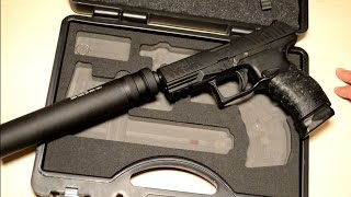 Обзор страйкбольного пистолета VFC PPQ NAVY kit