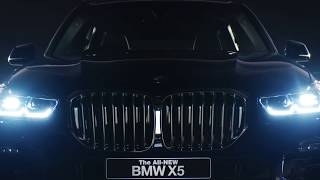 Leading The Future In Innovation - THE ALL NEW BMW X5.