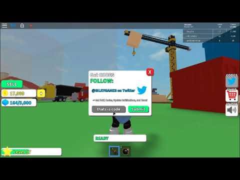 Roblox Codes For Destruction Simulator 2018 Roblox Code New Destruction Simulator 2018 Youtube