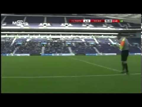 City target Eliaquim Mangala scoring a typical poacher's goal