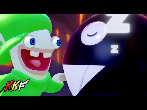Lava Pit-Challenge 8: Rules of Attraction - Mario + Rabbids Kingdom Battle