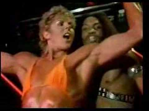 MELLE MEL - Pump Me Up