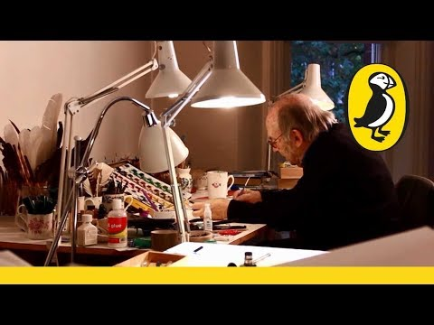 Roald Dahl Day 2017 | Quentin Blake