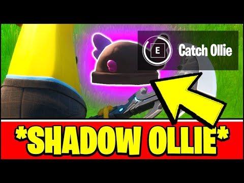 FIND SHADOW OLLIE IN WEEPING WOODS LOCATION (Fortnite Week 8 SKYE'S ADVENTURE)