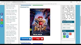 How to Download movies from mkvCinemas