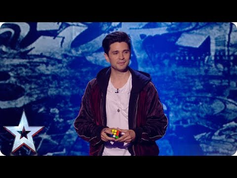 Magic Maddox has everyone SPELLBOUND with gravity-defying act! | Semi-Finals | BGT 2018