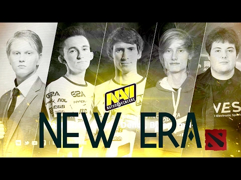 Natus Vincere | New Era of Natus Vincere | NaVi Dota 2