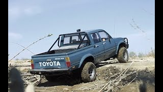 RC SCALE OFF-ROAD / STAR 660 & Toyota Hilux