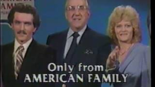 AFP -  American Family Publishers Clearing House Commercial -  Ed McMahon (1984)