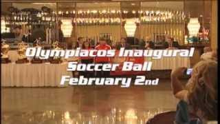 ANT1 - Olympiacos Chicago - The Inaugural Soccer Ball