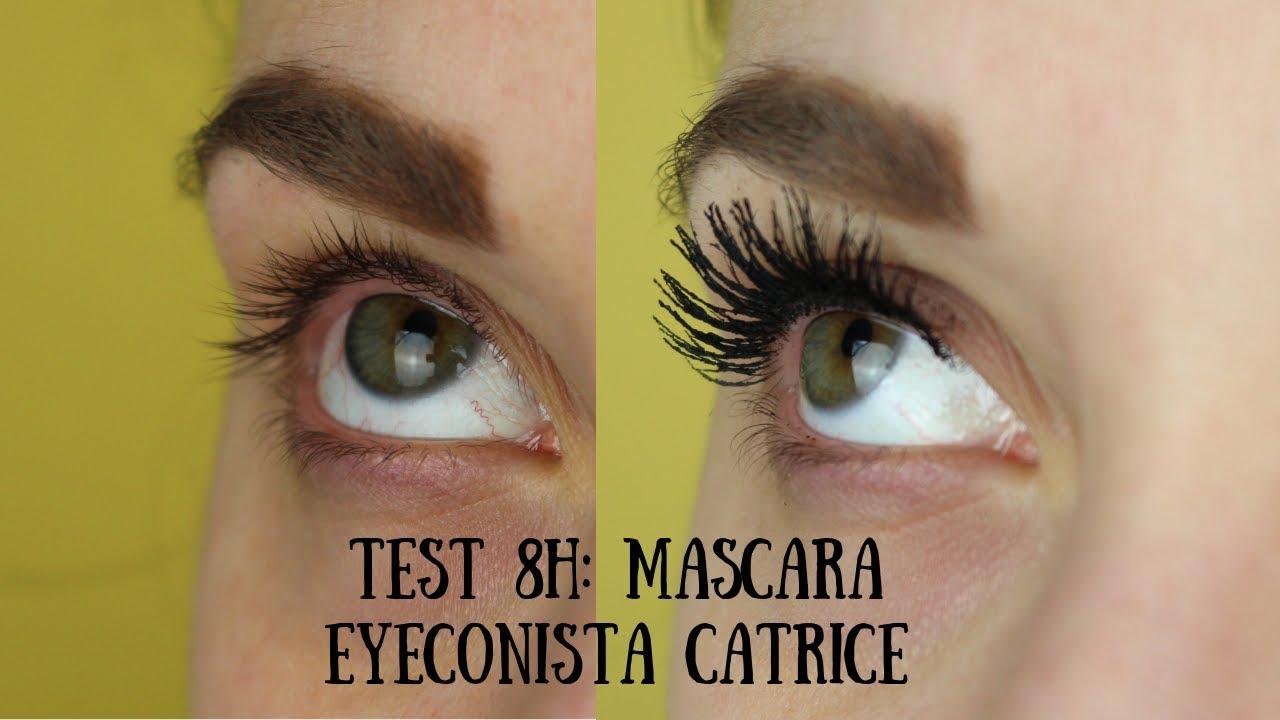 Testprime Impressioni Mascara Eyeconista Catrice Iris Blonde