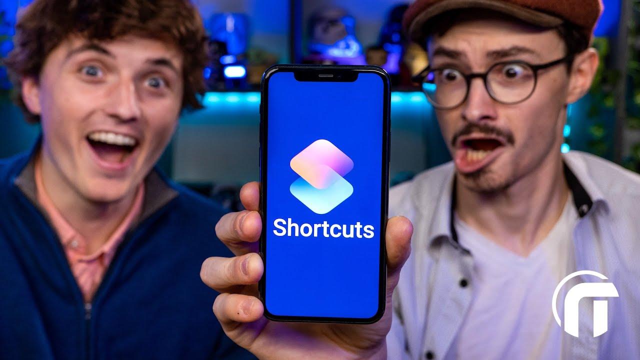Download 5 hacks iPhone avec Shortcuts ! (ft. @Micode)
