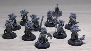 Sisters Of Battle   Battle Squad   Review (wh40k)