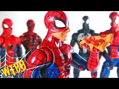 Marvel Legends SPIDER-MAN Action Figure Review & Comparison