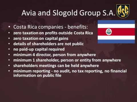 What is an Offshore Company - Offshore Company Formation - Slogold