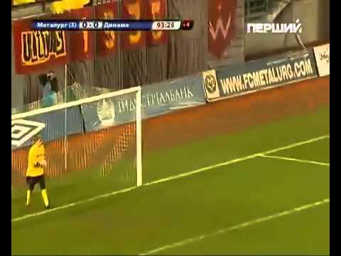 16 летний Вратарь отбивает пенальти Милевского