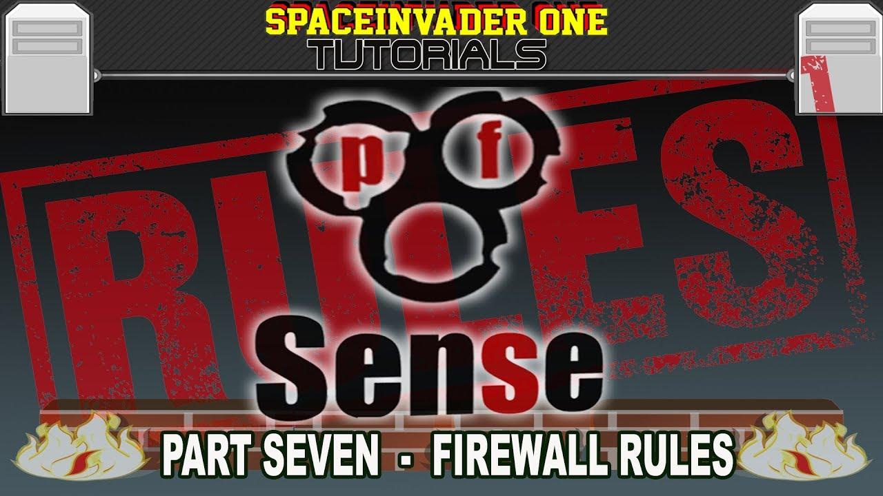 A comprehensive guide to pfSense Pt 7 - Firewall Rules, Nat, Aliases, UPnp