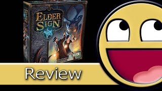 Board Game Review: Elder Sign