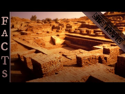 10 Facts You Didn't Know About Mohenjo Daro
