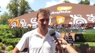 Miroslav Herzán po prohře v 1. kole kvalifikace na turnaji Futures v Pardubicích