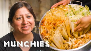 The Dollar Tamale Queen of New York - Street Food Icons thumbnail