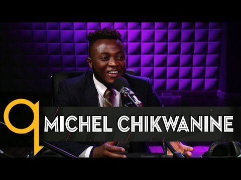 Former child soldier Michel Chikwanine tells his story for young readers