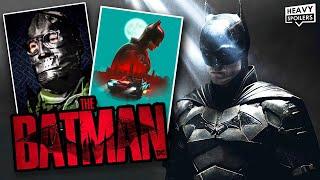 THE BATMAN New Images Breakdown, Riddler Close Up, Catwoman, Batmobile, Wayne Tower & Easter Eggs