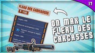 JE MAX LE FLEAU DES CARCASSES LVL 130 ! - Episode 17 l Sauver le monde - Fortnite