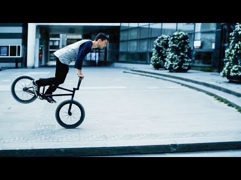BMX Street - One Day in Belgium (Edit & Raw 2017)